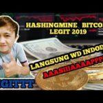Website HashingMine Mining Bitcoin Cepat Dan Legit 2019 !!ASSIAAPPPP!!!