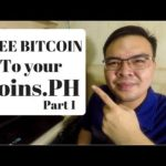 How to earn free bitcoin in coins.ph without investment Philippines using Freebitco.in - Tagalog