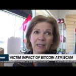 Woman angry, embarrassed after losing $12K in Bitcoin scam