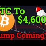 BTC Breaks $4,000! $4,600 Next Or Dump Coming?! Cardano ADA News! Bitcoin/Cryptocurrency Trading!