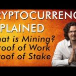 Bitcoin Mining & Passive Income – Cryptocurrency Explained – Free Course