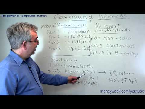 Trading. Understanding The Power of Compound Interest – Stocks & Options Trading Guru Tutorials
