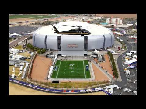NORAD Drills For Super Bowl 49, Operation Falcon Virgo