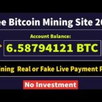 FiriMining Free Bitcoin Mining Site Real Or Fake Live Withdrawal Payment Proof 2019 in Urdu Hindi