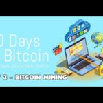 3. Bitcoin Mining and an Overview of the Blockchain