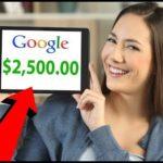 3 Stupidly Simple Ways To Make (GOOGLE MONEY) Online 2019!
