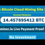 FastMiner.io Free Bitcoin Cloud Mining Site Live Withdrawal Payment Proof 2019 | No Investment