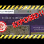 The Bitcoin Revolution is a SCAM! Honest Bitcoin Revolution Review