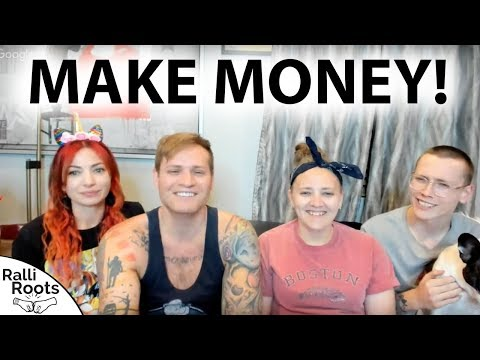 How to make money selling online - LIVE Q&A with Ralli Roots