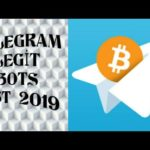 TELEGRAM BİTCOİN MİNİNG 2019 100%, BİTCOİN KAZANMA LEGİT BOTS LİST