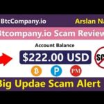 BtcCompany.io Free Bitcoin Mining Site Review Legit Or Scam Live 2019 in Urdu Hindi
