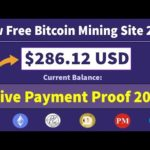 New Free Bitcoin Cloud Mining Site 2019 | Earn Daily Bitcoin Live Payment Proof 2019