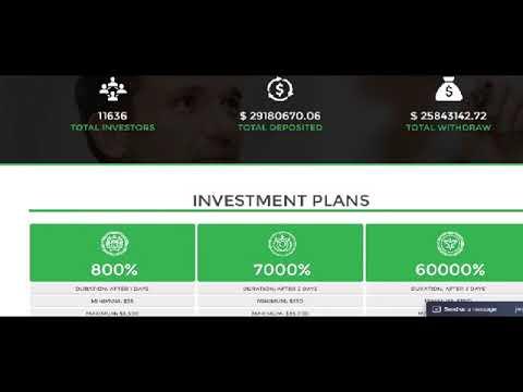 Okdeposit Bitcoin Mining Website Video