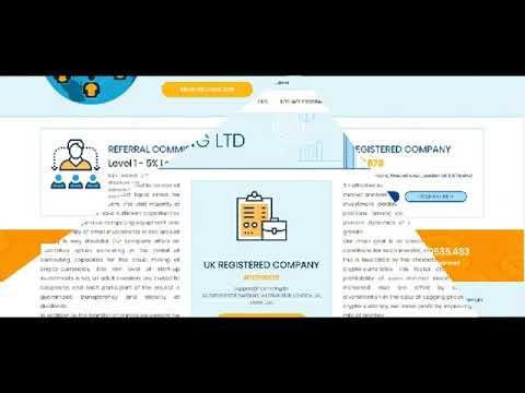 Flexmining Bitcoin Mining Website Video