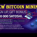 New Bitcoin Cloud Mining Site 2019  SIGN UP, GET BONUS 100 000 SATOSHI  Daily Earn UpTo 10%