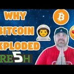 HUGE Bitcoin Pump | 5 Reasons Why it Happened | Due to April Fools Joke?