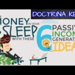 WORK FROM HOME | Passive Income Ideas | 6 Ways To Make Money Online