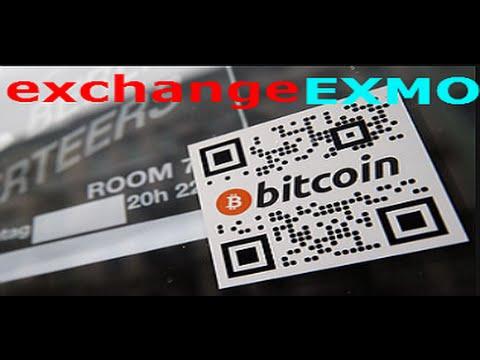 Биржа EXMO купить,продать,обменять крипто валюту,евро,рули,доллары и т.д.