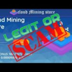 Cloudmining.store legit or scam| Bitcoin Mining Sites2019 | make money | Bitcoin mining Urdu/Hindi