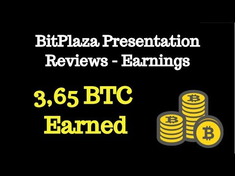 BITPLAZA Biz Review - 3.65 BTC Earnings Payment Proof Scam or Legit