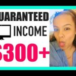 How To Make Guaranteed Money Online (SIMPLE 2019) 💰