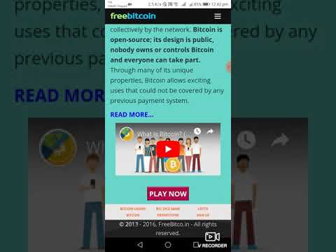 Coinpayu earn bitcoin clicking ads  legit or scam?