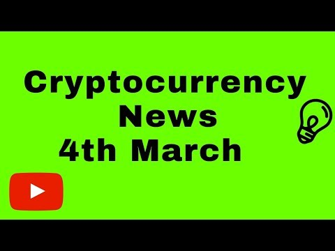 Cryptocurrency News 4th March - Bitcoin Binance Cardano EOS Exchange hacks