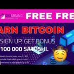 CiCi Mining New Free Bitcoin Mining Site Free Signup Bonus 0.001 BTC Earn Daily 0.01 BTC Live Proof