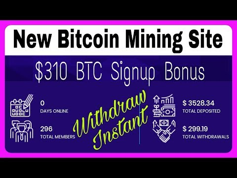 New Bitcoin Mining Site | $310 Signup Bonus Free | Orgorealm Site Full Review, RCV Technical