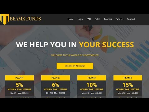 new Free Bitcoin Mining Site beamxfunds review daily Earn $10 iCloud Mining 2019