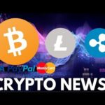 Bitcoin To Surpass Visa, Mastercard and PayPal, Ripple News, EU Launches INATBA, BTC Price