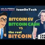 What's going on BITCOIN? with guest IVAN ON TECH | Crypto Corner ep62
