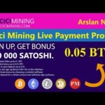 Cici Mining Limited New Bitcoin Mining Legit Or Scam Live Withdrawal Payment Proof 2019 Urdu Hindi