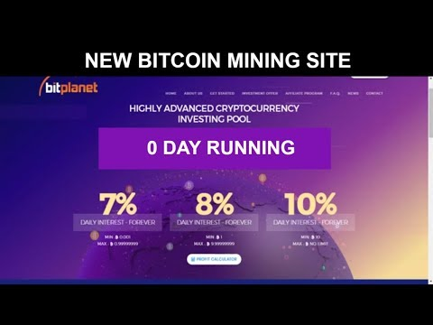 NEW BITCOIN MINING SITE 2019 | BEST CRYPTO CLOUD MINING SITE