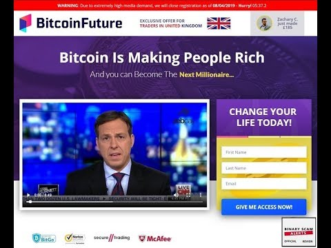 Bitcoin Future Review, Bitcoin Future SCAM Exposed (Fake Reviews Alert)