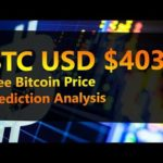 BTC USD $4037 🔥Free Bitcoin Price Prediction Analysis | BK Crypto News Today Live HD 2019 Full HD 1