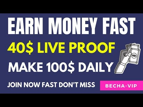 New Top Bitcoin Mining Site Launch 2019 - 40$ Live Proof - Earn 150% Profit Daily Gurrented