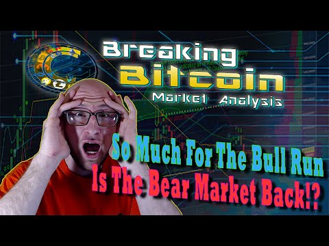 Cryptocurrency Markets Dipping - Is This The End of the Rally?! Breaking Bitcoin Market Update!
