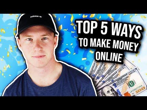 Top 5 Skills to Master to Make Money Online (NO MONEY NEEDED)
