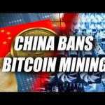CHINA BANS BITCOIN MINING Good or bad!? BEST 100x CRYPTO TO BUY IN 2019? Dlive Pewdiepie?!