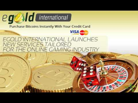 DatSyn News - eGold International Launches New Services Tailored for the Online Gaming Industry