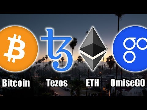 Bitcoin JUST BROKE ABOVE 5,400!! Plus PewDiePie Joining Crypto Live Stream, OmiseGo News!