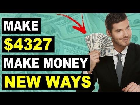 New Ways To Make Money Online