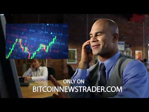 """Bitcoin News Trader"" Review - Is Software App Bot Legit Real Work Scam Or Not By Dragons Den"