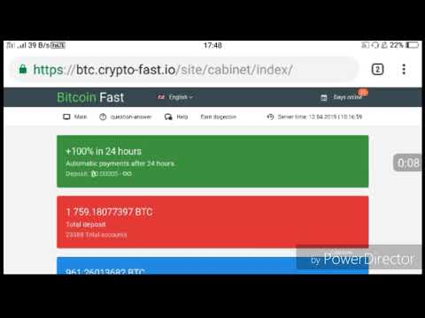 Bitcoin fast scam review