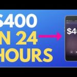 How To Make QUICK Money Online 2019 ($400 In 24 Hours)