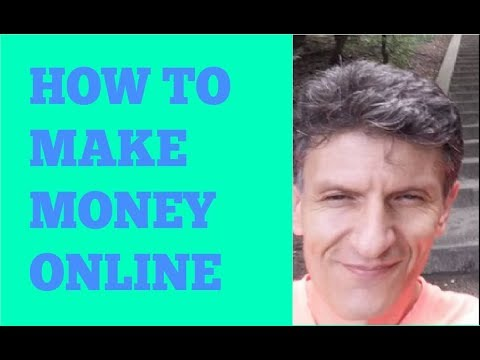 HOW TO EARN Money ONLINE From HOME{2019}How to Make Extra Money Online (Legit)