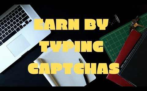 Earn Bitcoins Daily – Captcha Typing Training Guide