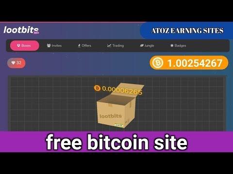 Earn BTC in Lootbits.io!! - Lootbits.io scam or legit!! - New site Lootbits.io 100% legit...