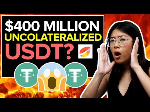 IS TETHER A SCAM?!? // Crypto News Today // Bitcoin Price Update